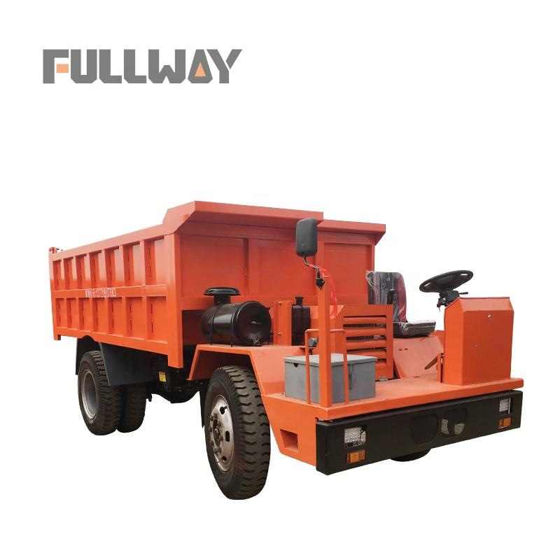 16 ton 4X4 Mining dumper truck with CE for sale