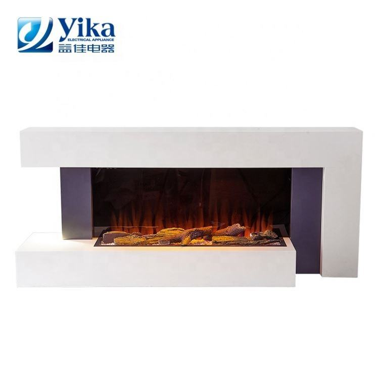 Factory directly 1000W/2000W Heating decorative new design electric fireplace