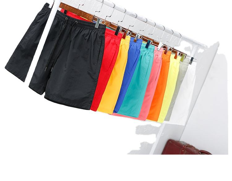 Billige Herren Boy 5XL Plus Size Herren Fünf-Viertel-Hose 10 Farbe Polyester Short Nickel Hose Jogging hose House Shorts