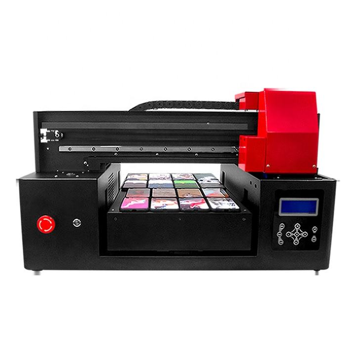 2020 Hot Sell New Digital Focus A3 Uv Printer Flatbed