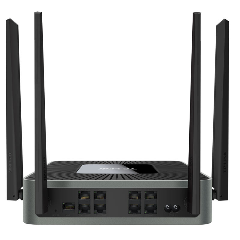 TP-LINK 5G dual-band dual-gigabit router 1200M wireless wifi through the wall/VPN/Gigabit port/AC management TL-WAR1208L
