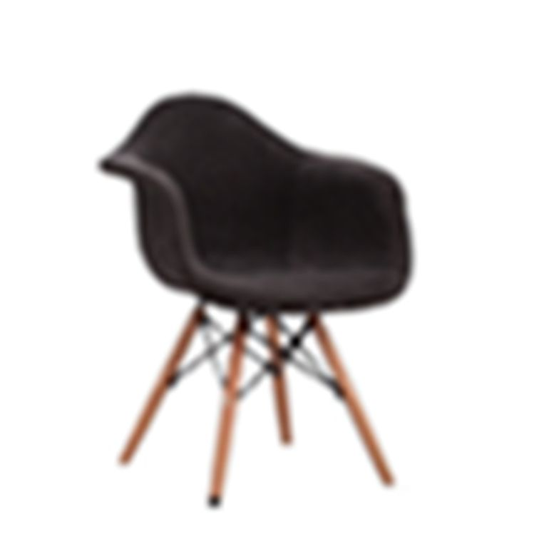 Royal King Multicolor Stylish Plastic Chair Natural Wooden Legs Low Training With Writing Pad