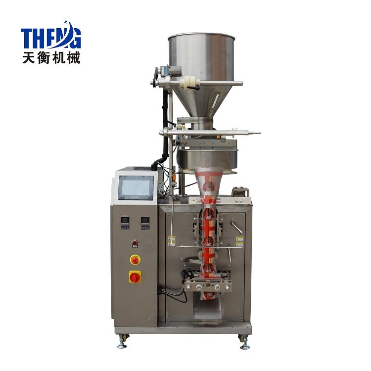 1g-500g small sachets sugar salt coffee filling sealing 1kg bag rice packaging machine for sale