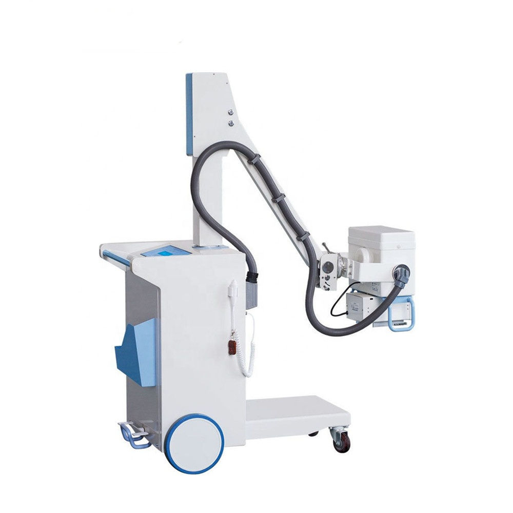 CE-approved Mobile Digital mobile x ray Radiography System x ray machine