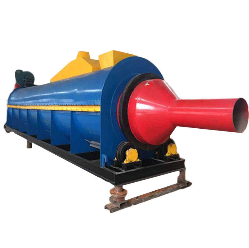 Factory Price Sawdust Drying Machine / Industrial Wood Chips Rotary Dryer for Sale