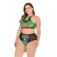 Sports Wear Women Size Swimwear Beach Brazil Swimsuit Fashion Women Sexy Bikini Plus Size Swimwear Beachwear