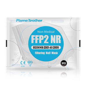 FFP2 Mask CE EN149 FFP2 Face Masks Particulate Filter Respirator FFP2 facemask Dust Mask Disposable ffp2mask