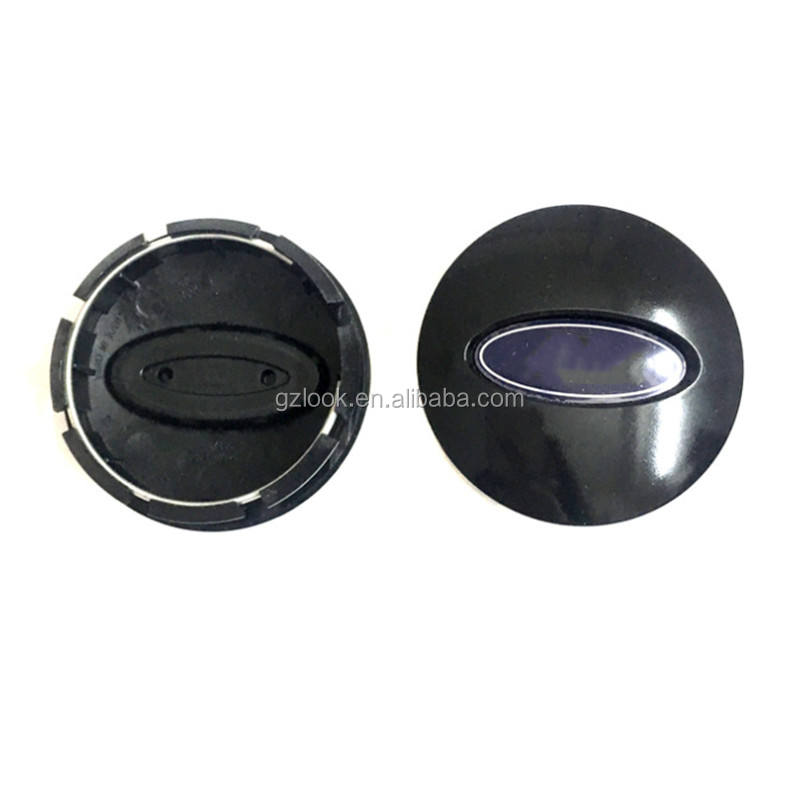 65mm Car Wheel Center Hub Caps Cover fit for FORD