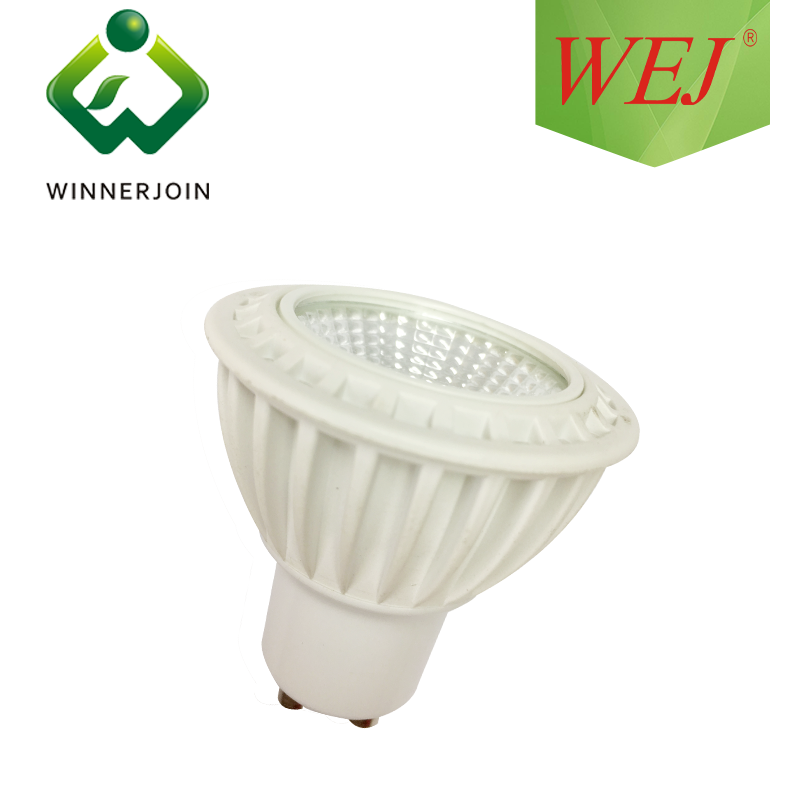Good price 3W 4W 5W led indoor lighting LED COB/SMD GU10 aluminum Spotlight Housing