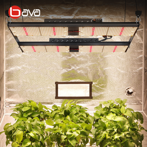 BAVA dimming 480w v2 3000k 660nm red full spectrum king led grow light