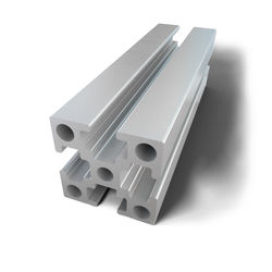 High Hardness Aluminum Alloy 6063 - T5 T Slot Channel