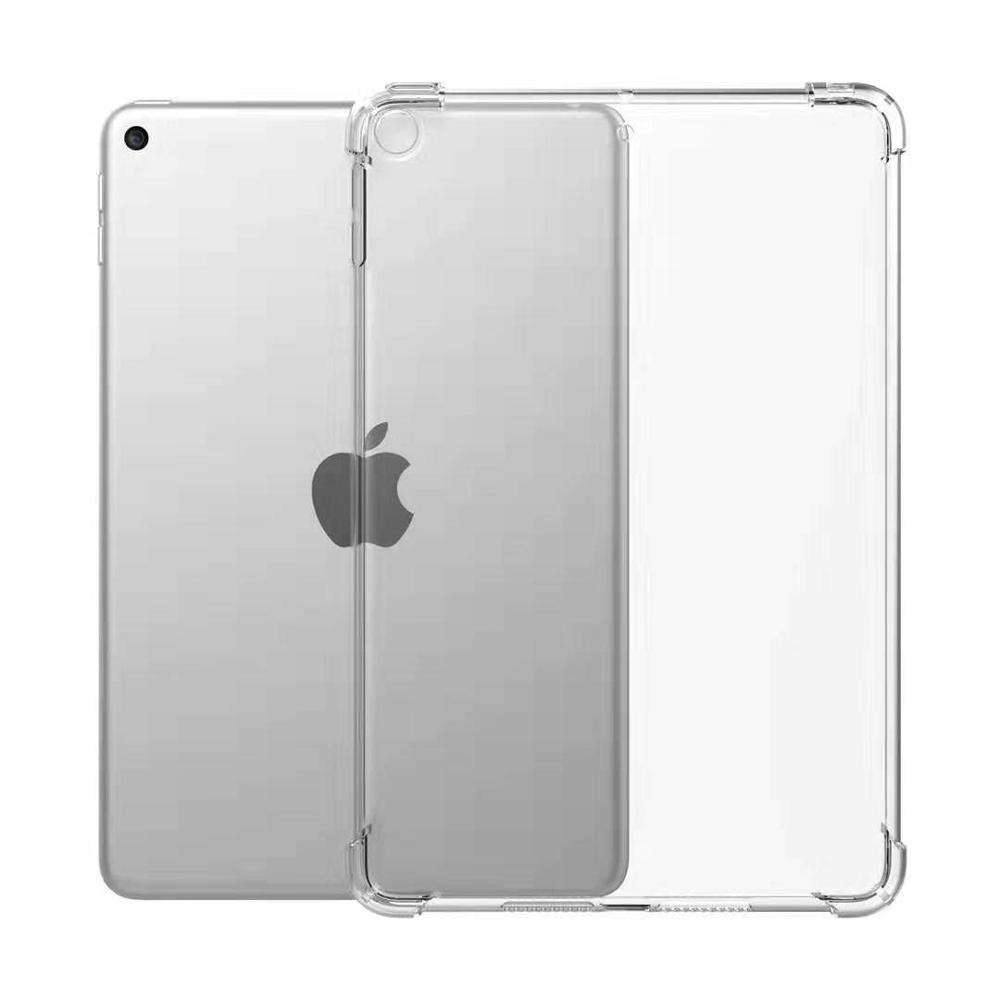 Factory Price Ultra-Thin Crystal Clear Soft Tpu Case Cover For Apple Ipad 10.2 Transparent