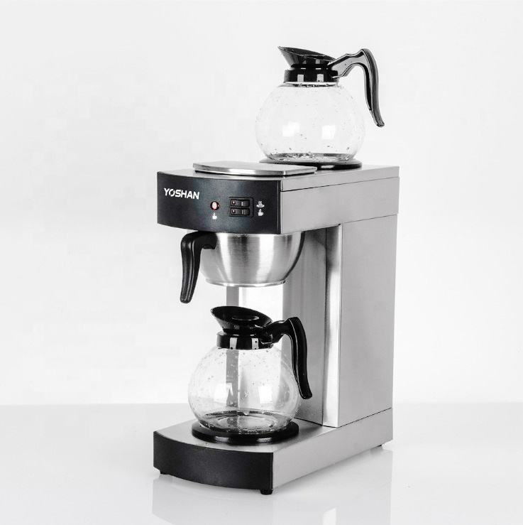 CAFERINA RH330 Stainless Steel Coffee Maker and Commercial Coffee Brewer