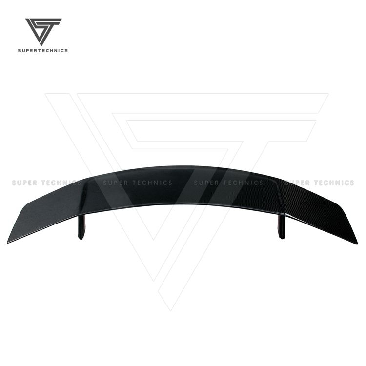 Vostein Style Carbon Fiber Rear Spoiler Rear Wing For Audi R8