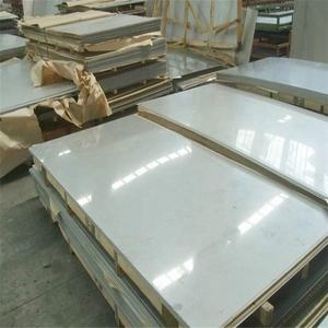 430 Grade 0.3mm Decorative Stainless Steel Sheet For Exterior Wall Panel And Cladding
