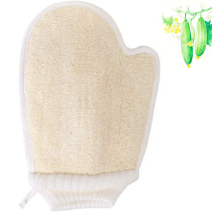 Natural Fiber Hemp Bath Exfoliating Glove Scrubber Loofah Mitt Washcloths Sisal Shower Bath Glove