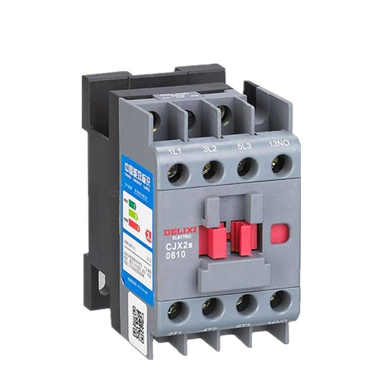 18 Amp 3 Phase 220V 50/60Hz Motor Control AC Contactor