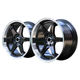 Tires rim 17 18 19 inch wheel 5*112 jwl via alloy wheels wholesale from china