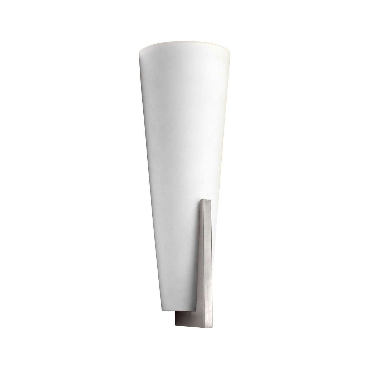 Wall Lamps Designer For Hotel UL CUL Listed Energy Saving Corridor Lamp For Hotel Or Glass Wall Sconce For Indoor W40315