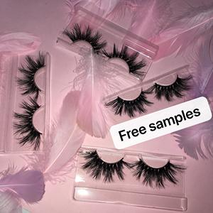 mink eyelashes vendor free sample mink eyelash lashes