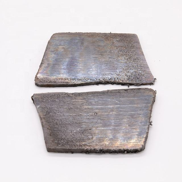 Best Quality High Purity lead ingot with Test Report