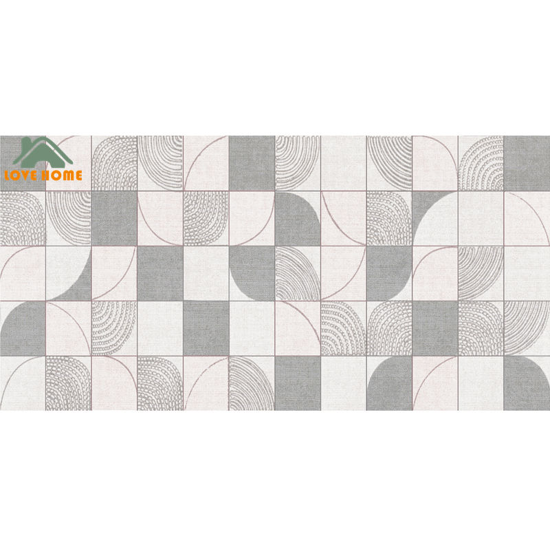 New product rustic matt glazed ceramic wall tile 30x60cm low water absorption