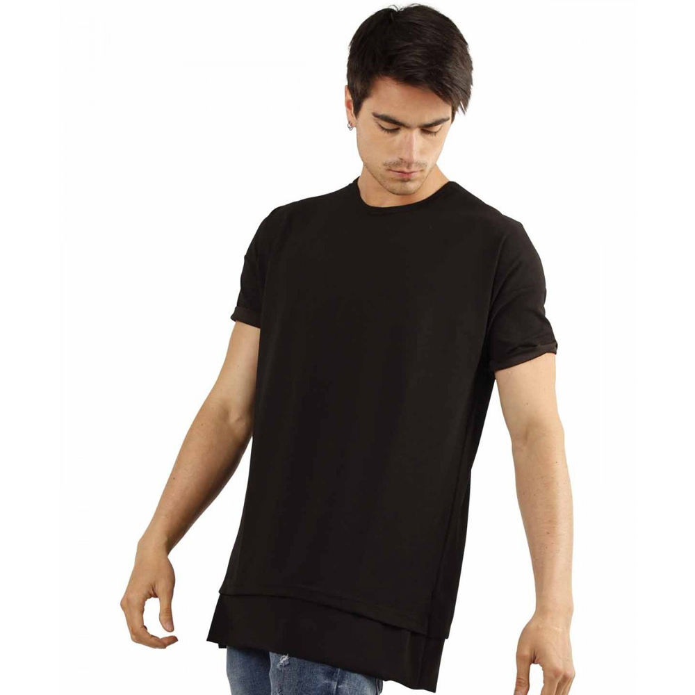 Hot selling 1 dollar 10 colors option 100 cotton plain t shirt