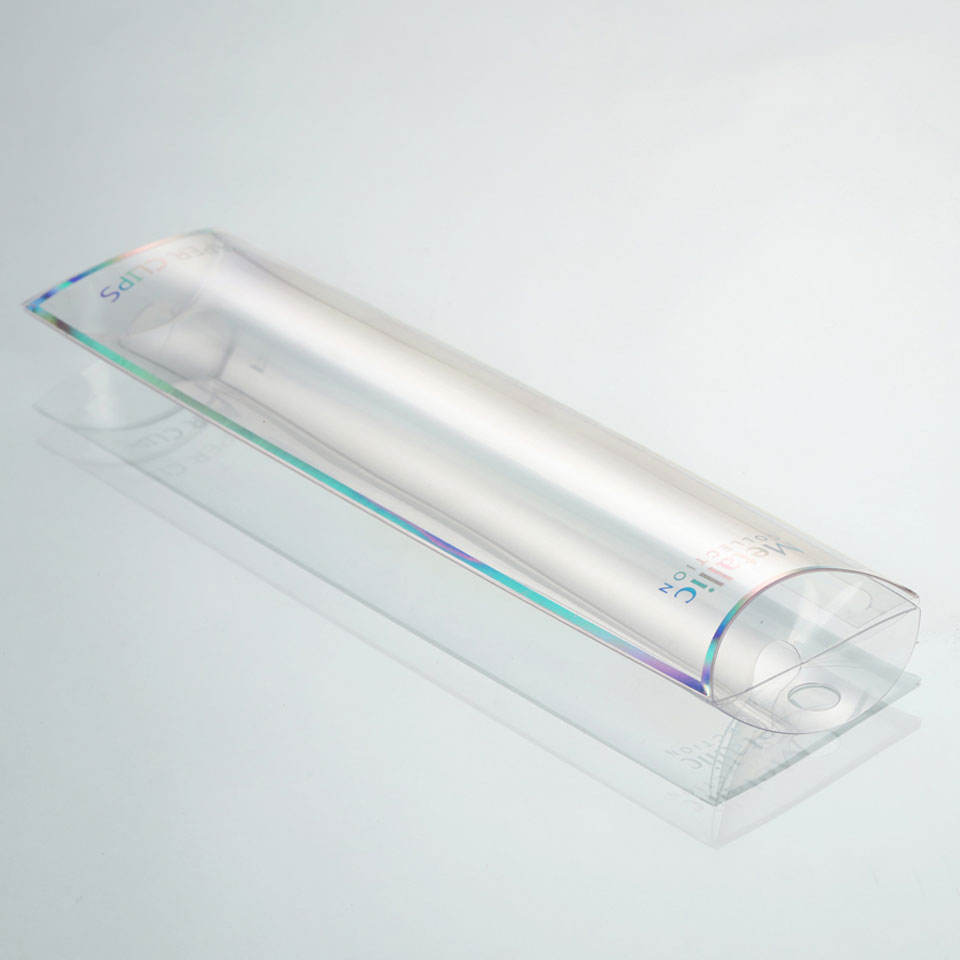 High Custom Clear PET PP PVC Pillow Boxes of PET Box Packaging