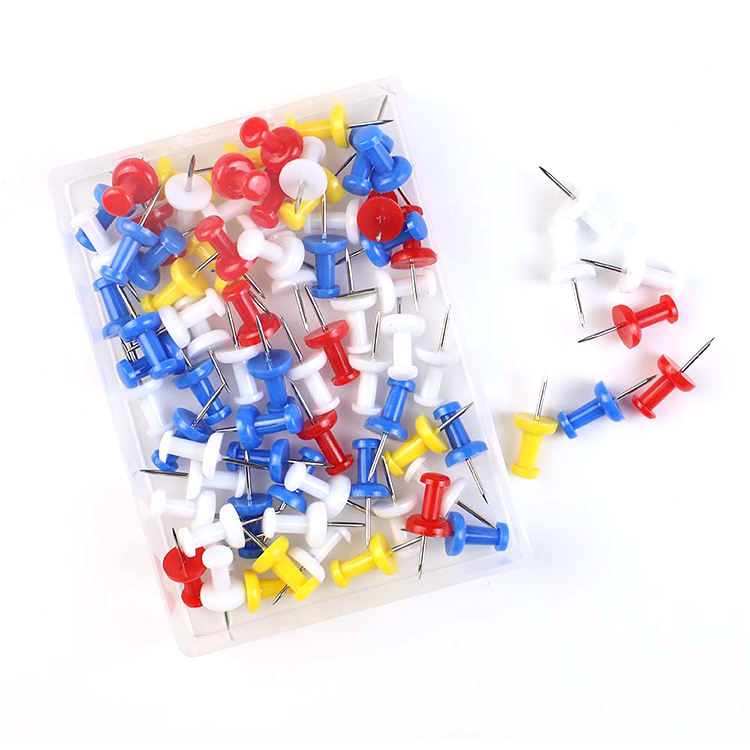 High Quality Custom Hot Selling Good Quality Wall Hooks Map Push Pins