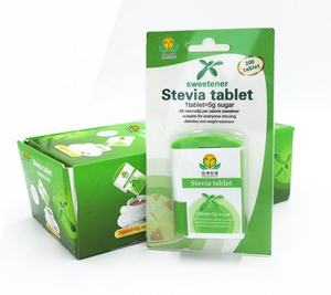 OEM High Quality Factory Supply Organic Stevia Tablet