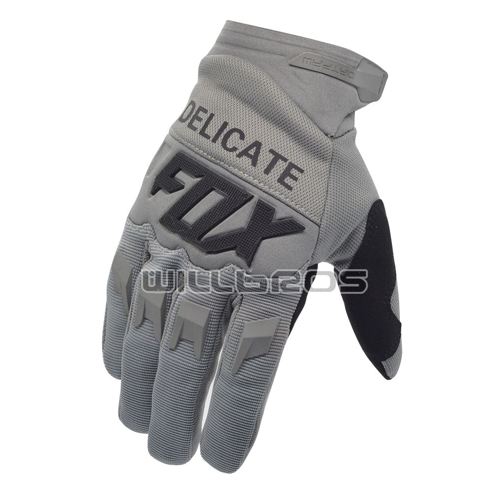 Delicate Fox Dirtpaw 360/180 Race MTB BMX Glove Motorbike Motocross Motorcycle Off Road Dirtbike MX Racing Gloves