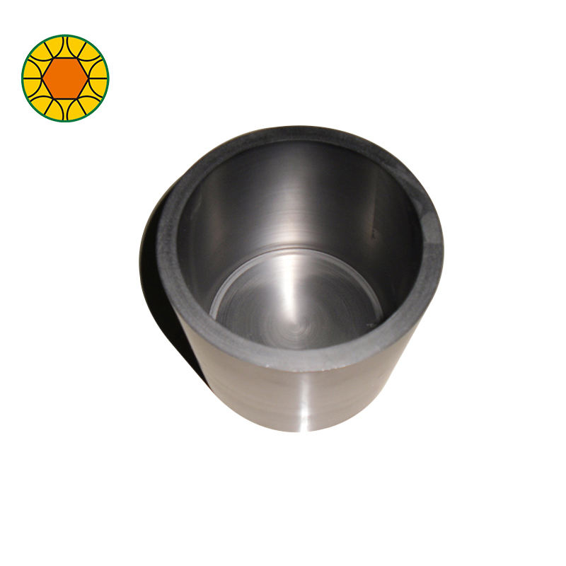High Purity Graphite Crucibles Pot Reliable Manufacturer for sale
