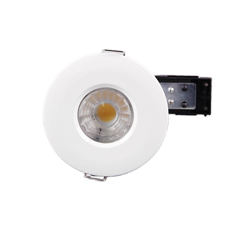 IP65 Fire Rated GU10 Downlight Led Ceiling Recessed Bathroom Fittings Downlights