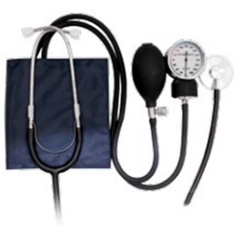 Aneroid Sphygmomanometer With Stethoscopes New Products Blood Monitor Pressure