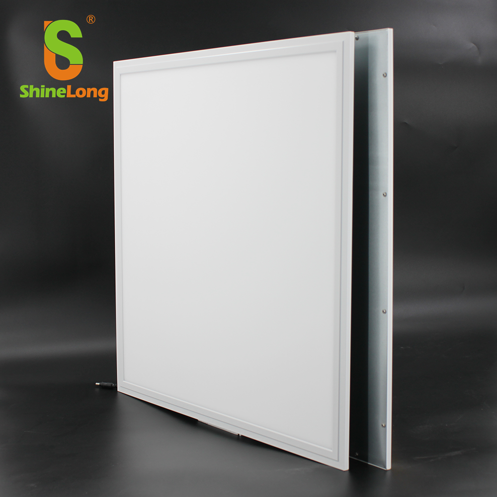 China 1x4 40w ultra slim led suspendido gota paneles ligeros para techo 600x600 36w 2x2 led panel de luz