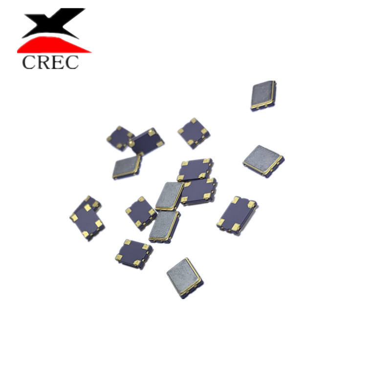 100 pieces Crystals 20MHz 18pF HC49S SMD