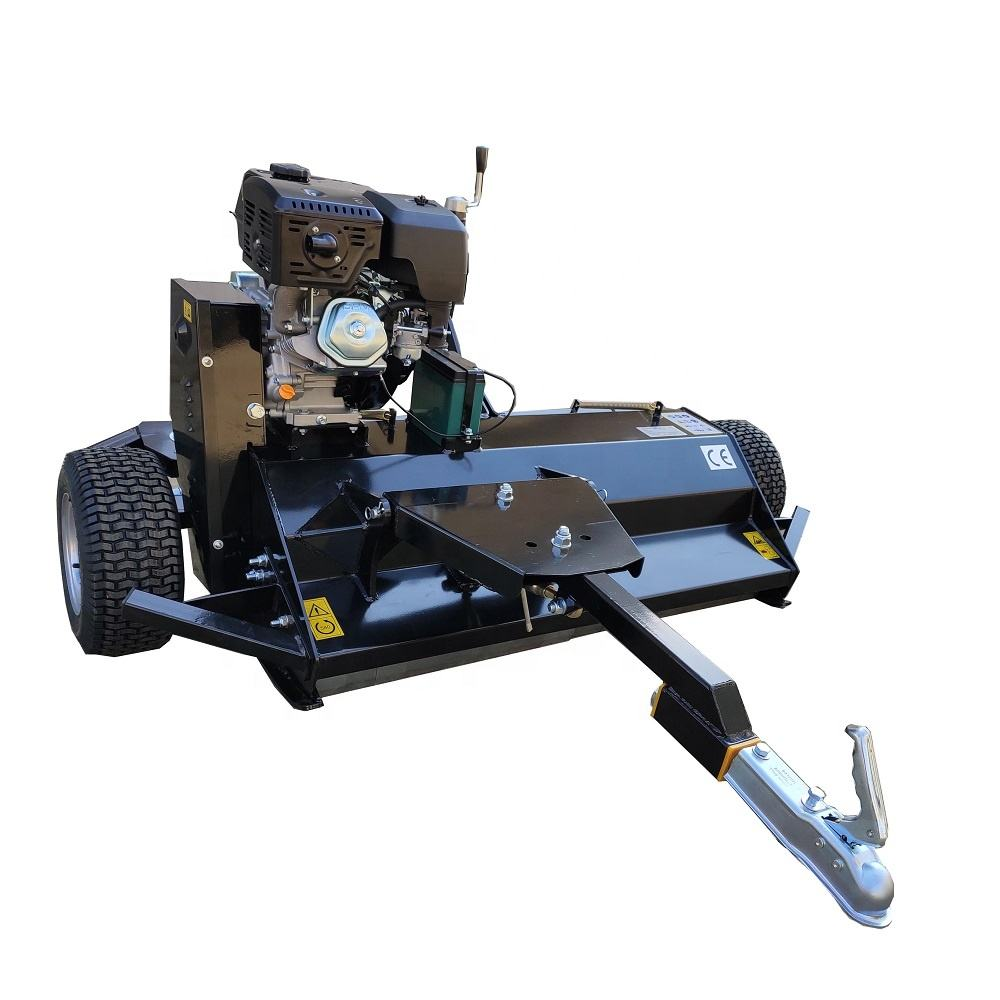 Electric Start 15hp Gasoline Flail Mower