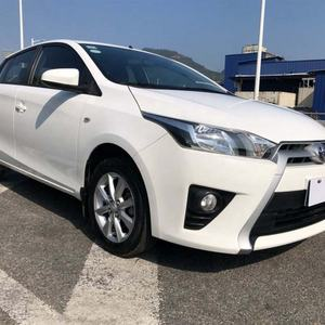 2014 Used Toyo ta YARis Sedan ,1.5T Automatic