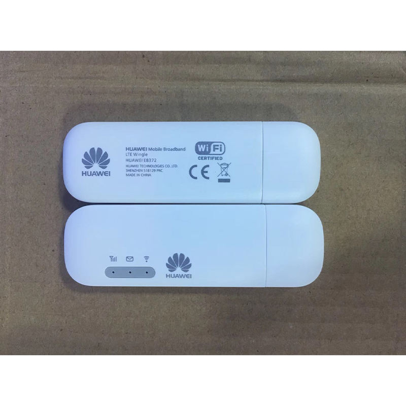 Original Unlocked for Huawei E8372 wireless router E8372h-608 153 607 3G 4G mobile mini wifi dh-ongle router USB