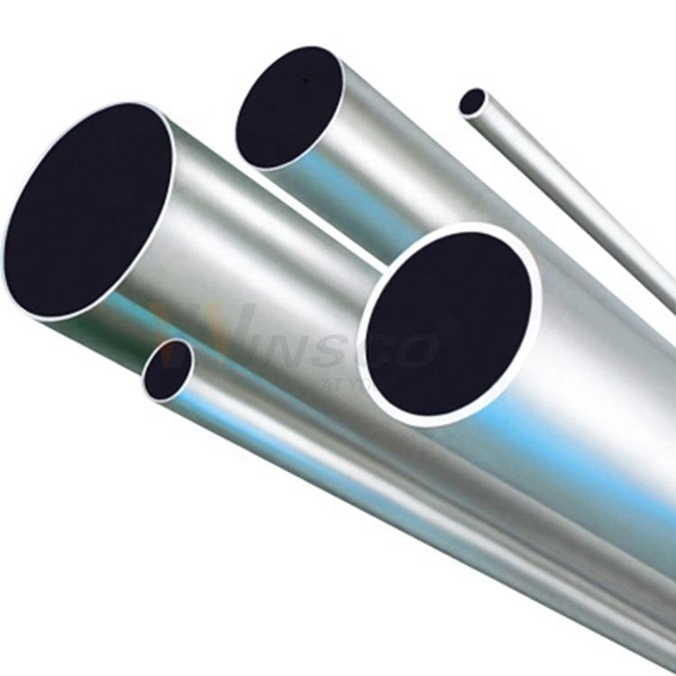 Guangdong Factory Price ASTM A554 201 304 304L 316L Corrosion Resistant Round Polished Welded Stainless Steel Pipe