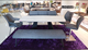 Dining Table Simple Style Modern Furniture Extendable Dining Table Office Table