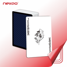 DZ15 Nexqo High Quality Customized Plastic PVC RFID Playing Card