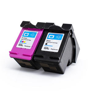 Colorpro Chip Reset To Full Level Ink Cartridge Compatible For HP 664