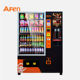 AFEN self service glass front fully pc controlled office deli and touch screen hot coffee vending machine