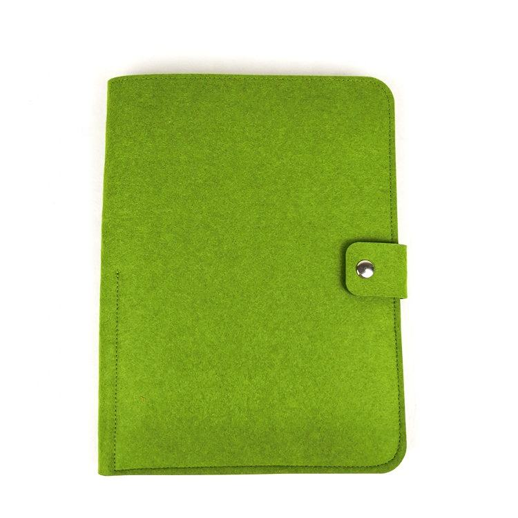 Factory price high quality felt Envelope Storage folder for document