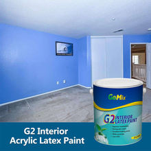 waterproof house interior wall paint