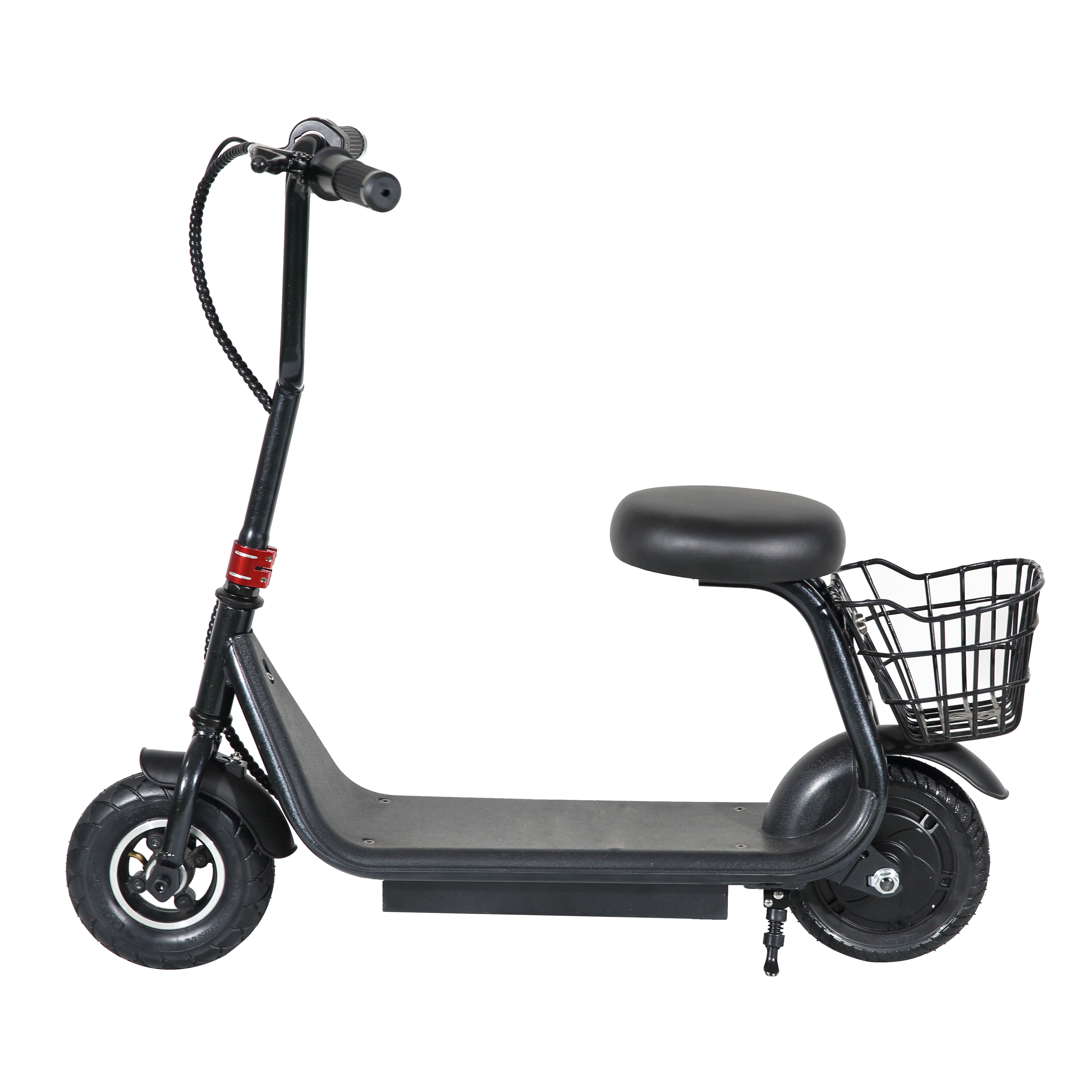 250W 4.4AH Citycoco scooter Electric for kids E Scooters M8 Scooter approved for road use