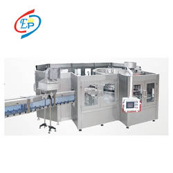 China Factory Supplier PET Bottle Water Filling Capping And Labeling Machine