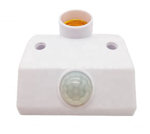 E27 Motion Sensor lamp holder