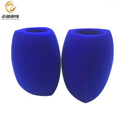 High Quality Custom Windscreen Microphone Foam Cover For KTV
